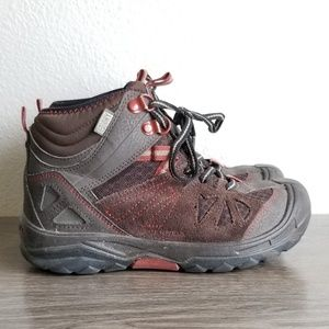 Boy's Merrell Hiking Boots Waterproof Size 1